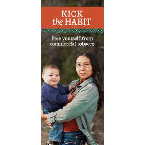 Kick the Habit Brochure (American Indian)