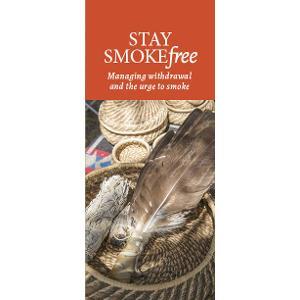 Stay Smoke-free Brochure (American Indian)