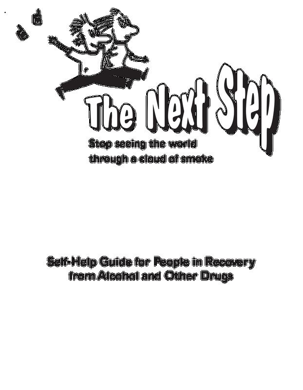The Next Step Stop Smoking Guide for People in Recovery - B