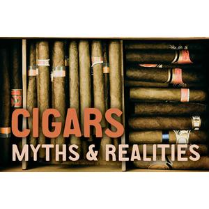 Cigar Myths & Realities Card (General)