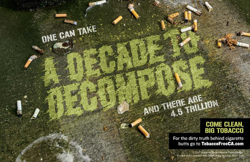 Decompose Poster