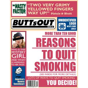 BUTTsOUT Issue #1 - Booklet