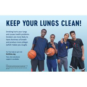 Keep Your Lungs Clean (General)