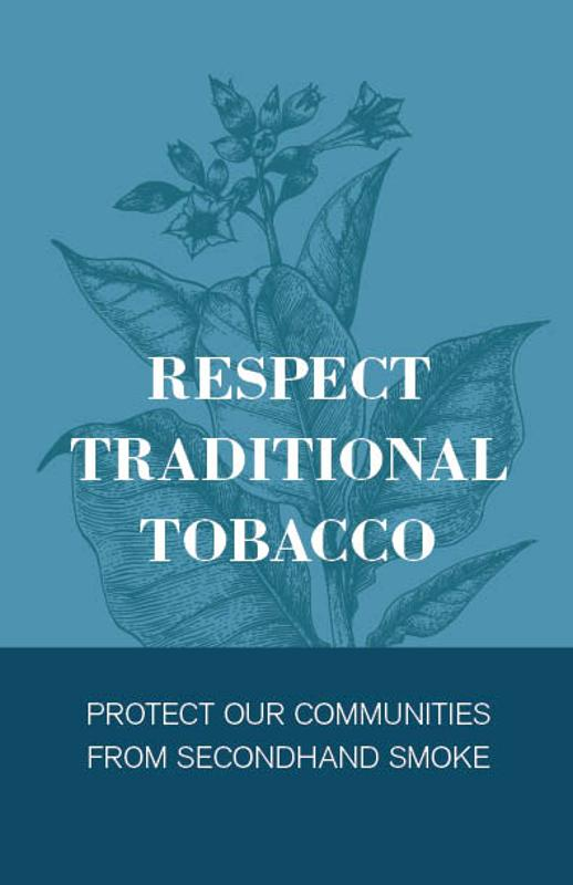 Respect Traditional Tobacco Booklet