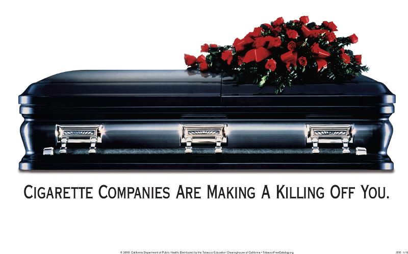 Cigarette Companies Are Making a Killing Off You.