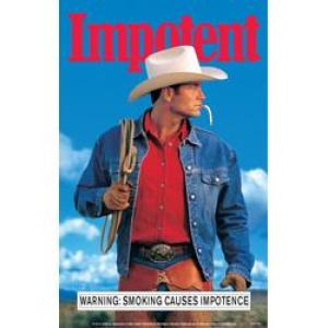 Impotent poster