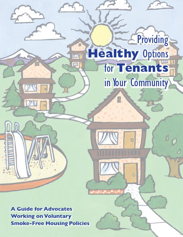 Providing Healthy Options for Tenants