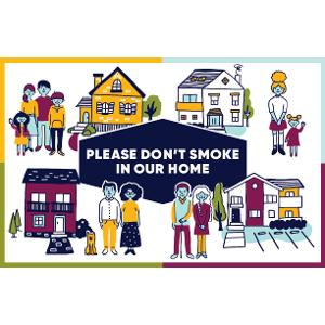 Please Don't Smoke in Our Home – Fact Card
