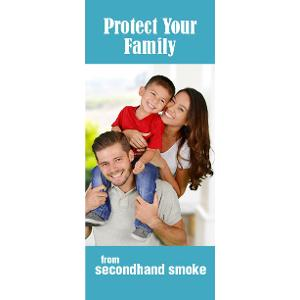 Protect Your Family from Secondhand Smoke / Brochure