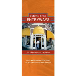 Smoke-Free Entryways - Brochure