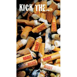 Kick the Habit / Booklet