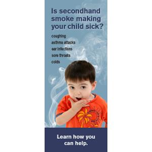 Is secondhand smoke making your child sick? (National version)