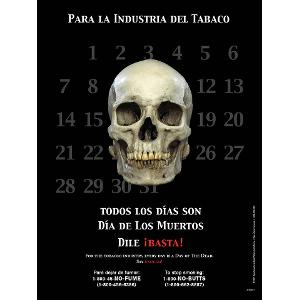 Dia de Los Muertos (Day of the Dead) - Poster