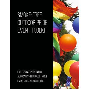 Smoke-Free Outdoor Pride Event Toolkit
