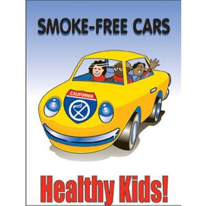 Smoke-Free Cars – Fact Card