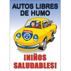 Smoke-Free Cars (Spanish)– Fact Card