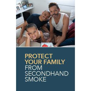 Protect Your Family from Secondhand Smoke (LGBTQ)