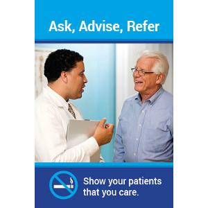 Ask, Advise, Refer - Fact Card