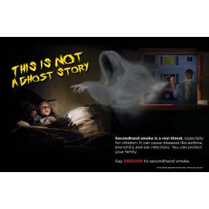 THIS IS NOT A GHOST STORY- Poster
