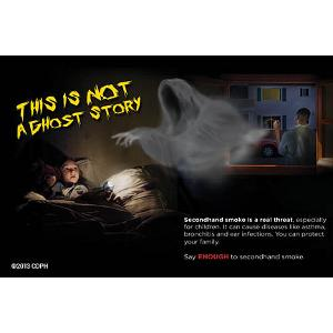 This Is Not a Ghost Story - Postcard