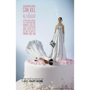 Wedding Cake - Brides - Poster