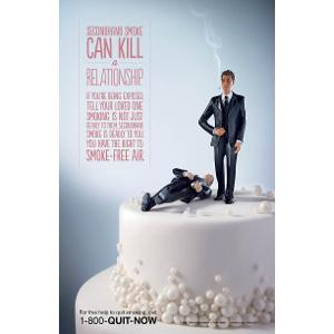 Wedding Cake - Grooms - Poster