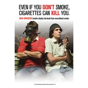 Fresh Air Outdoors - Even If You Don't Smoke, Cigarettes Can Kill You