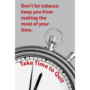 Take Time to Quit - Adult - Fact Card