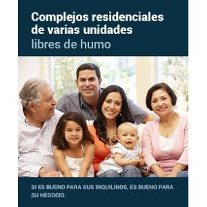 Smoke-Free Multi-Unit Housing brochure – Spanish