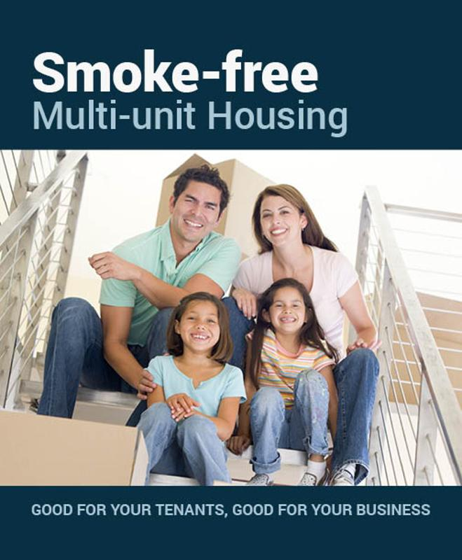 Smoke-free Multi-unit Housing Brochure - Urban