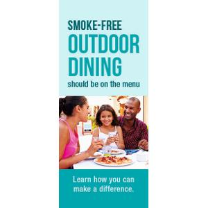 Smoke-free Outdoor Dining