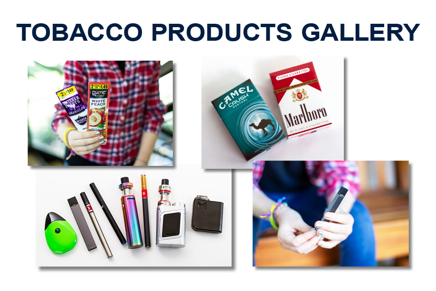 Tobacco Products Gallery
