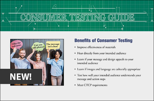 NEW: Consumer Testing Guide